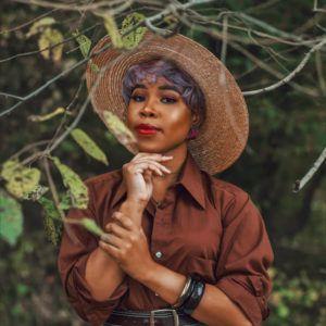 Grace Alex popular fashion blogger in Nigeria