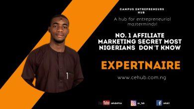 Affiliate marketing network in Nigeria