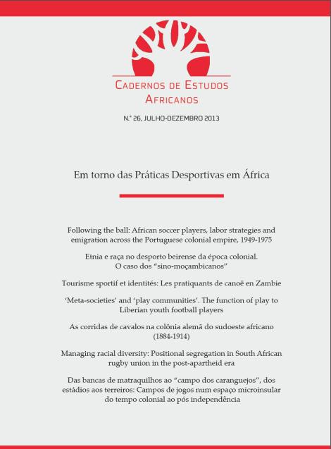 Caderno de Estudos Africanos, Número 26
