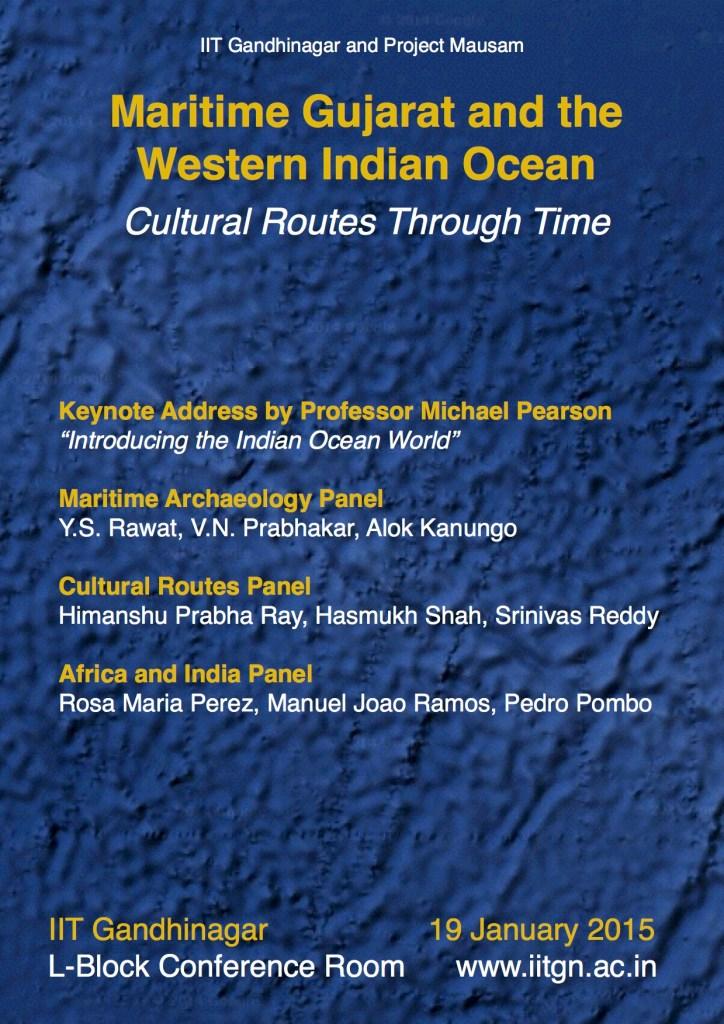 Maritime Gujarat - Poster