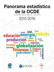 Panorama estadístico  de la OCDE 2015-2016