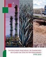 Inventario Nacional de Emisiones de Gases de Efecto Invernadero 1990-2010