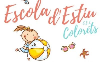 Escola d'Estiu C.E.I. Colorets