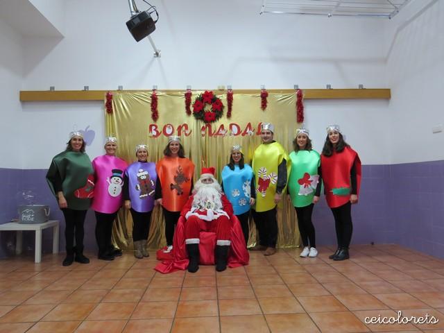 Celebrem el Nadal en Colorets