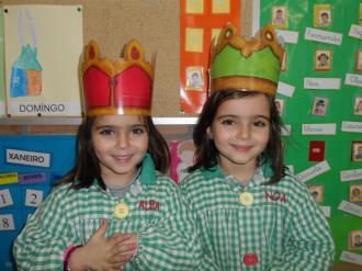 Alba e Noa 5 anos