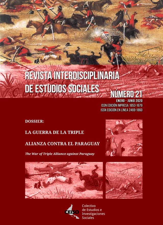 Nueva edición y convocatoria de la Revista Interdisciplinaria de Estudios Sociales