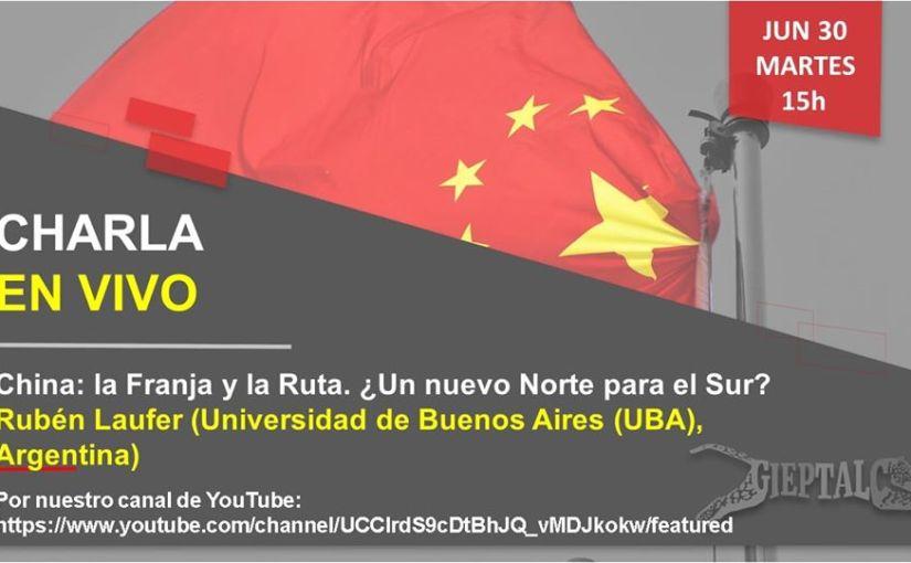 REVIVÍ | Datos, análisis y argumentos |charla con Rubén Laufer (UBA) desde GIEPTALC