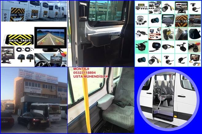 minibüsotomatik kayar kapı