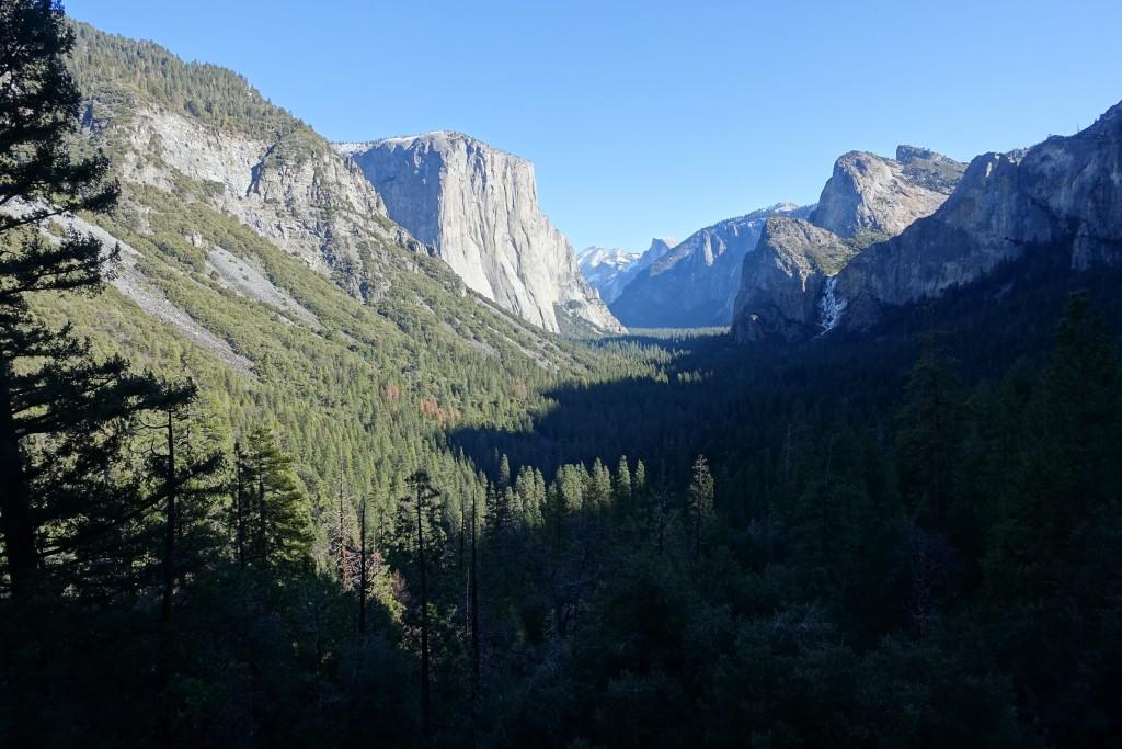 Yosemite Milli parkı gezi yazısı fotoğraf