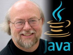 The father of WORA: James Gosling