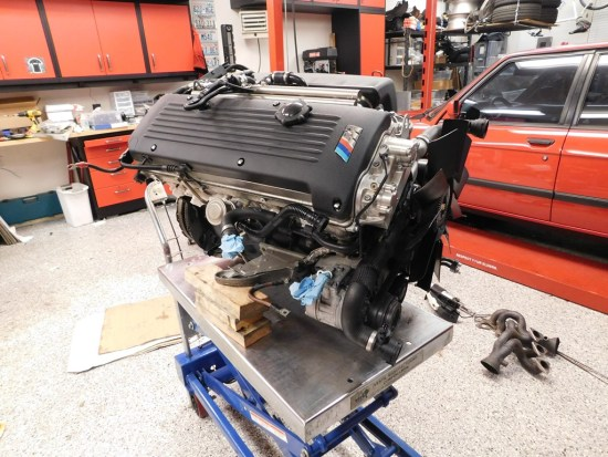 BMW S54 - Going in an E28