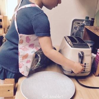 Apprendre à se servir du grille-pain