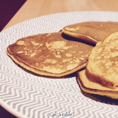 Pancakes légumes