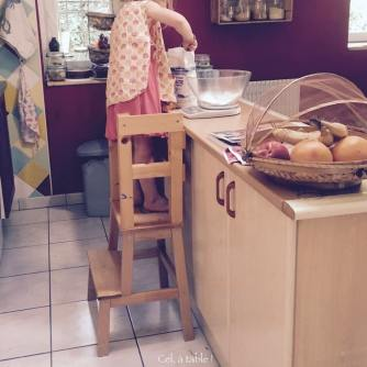 Favoriser l'autonomie en cuisine
