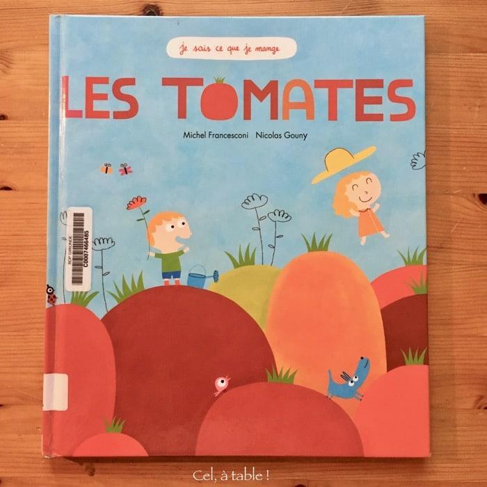 livre alimentation tomate