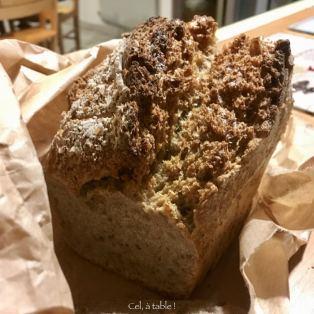 Un bon pain complet voire intégral !