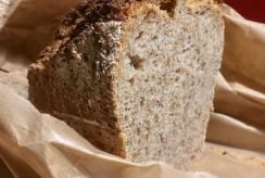 Un pain complet : bon et rassasiant !