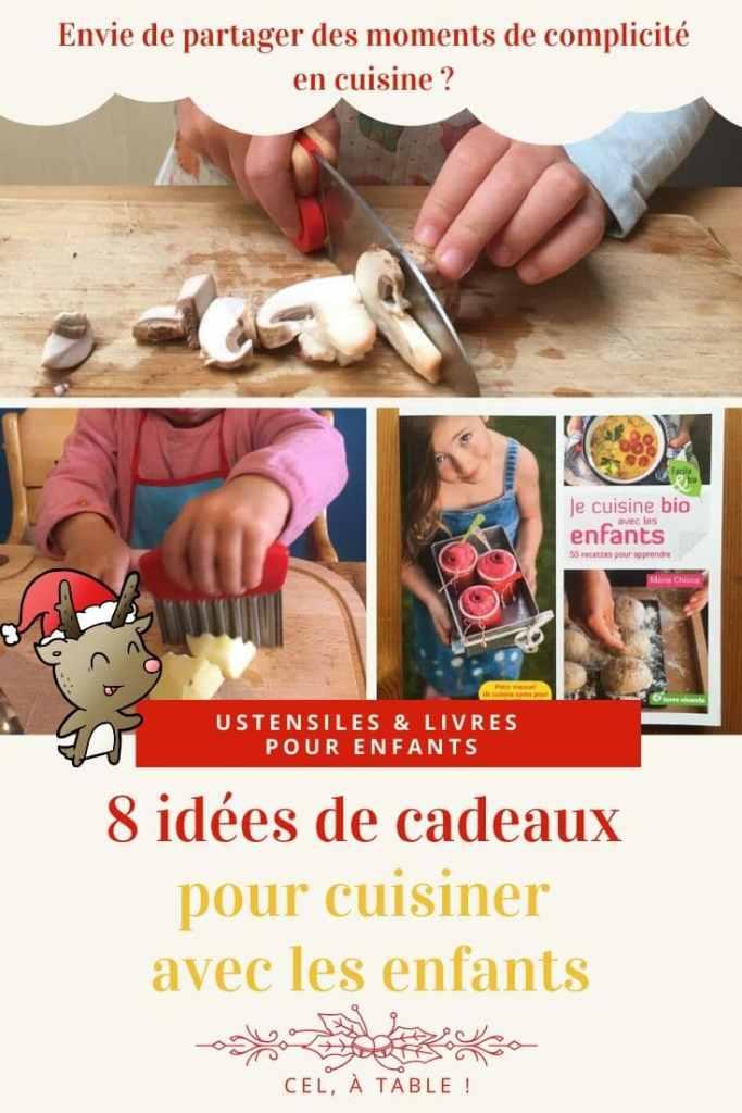 8 idées de cadeaux pour cuisiner avec les enfants