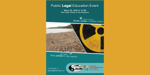 Nurdles and Nuclear Waste – Lake Superior and Environmental Contaminants