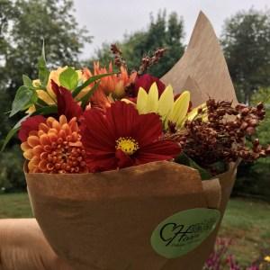 October Market Bouquet