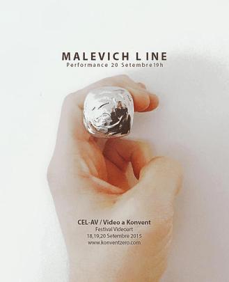 Malevich Line - Cel·AV