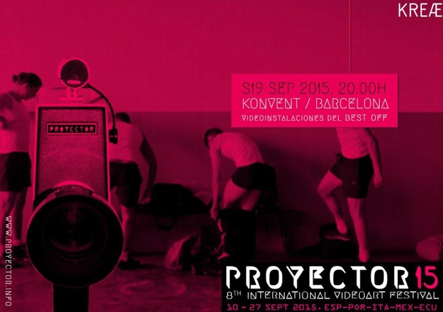 Proyector.