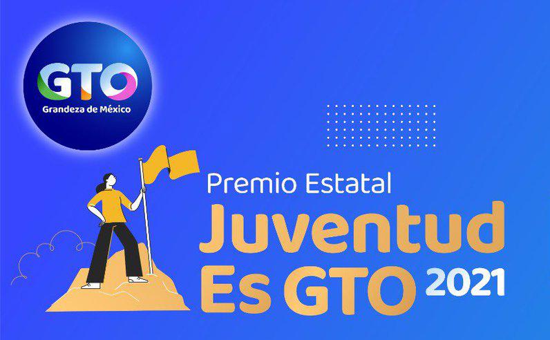 ESTUDIANTE DEL TECNOLÓGICO NACIONAL DE MÉXICO EN CELAYA GANADOR DEL PREMIO ESTATAL DE LA JUVENTUDES GTO 2021.