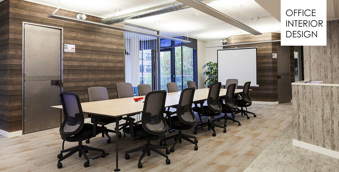 Innovative Office Fit Out Solutions For Modern Office Interior Design In  Dubai