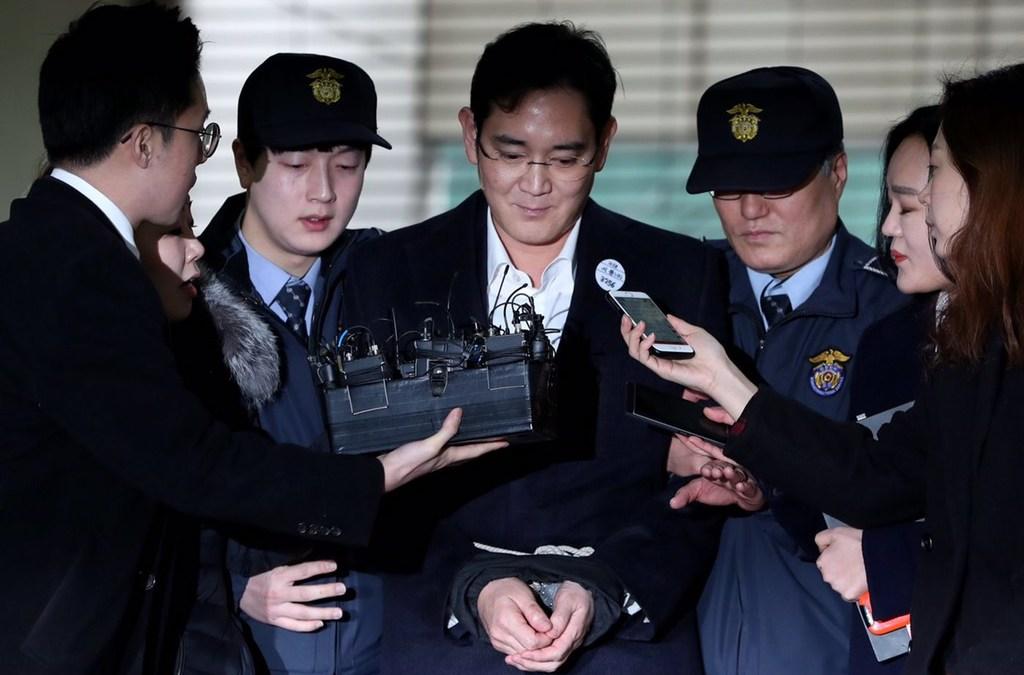 Samsung dans la tourmente ?