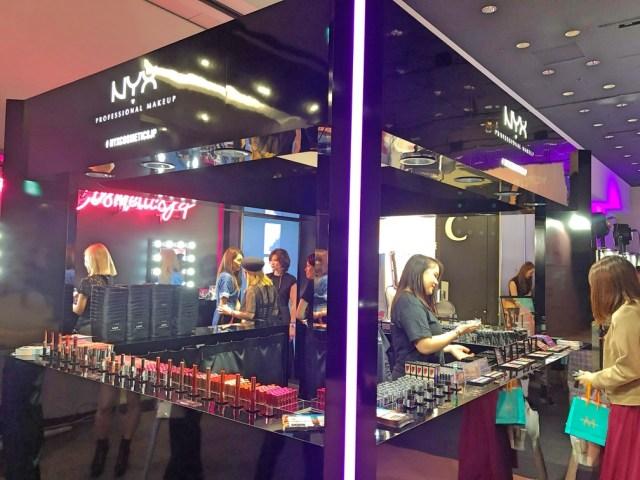 beautycon NYX