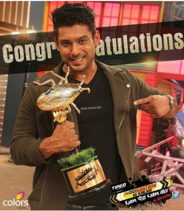 Siddharth Shukla Winner Big Boss