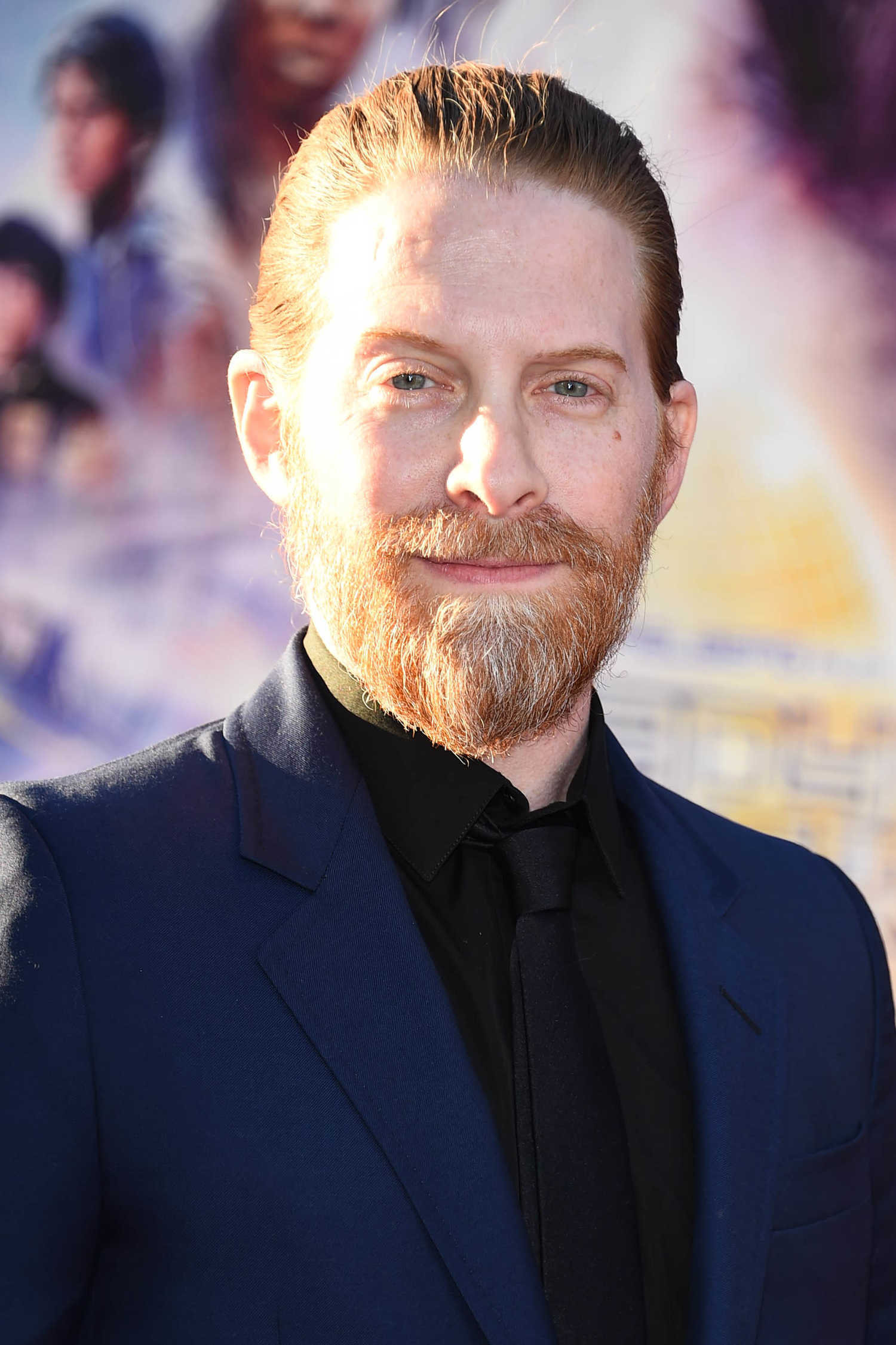 Seth Green At The Ready Player One Premiere In Los Angeles