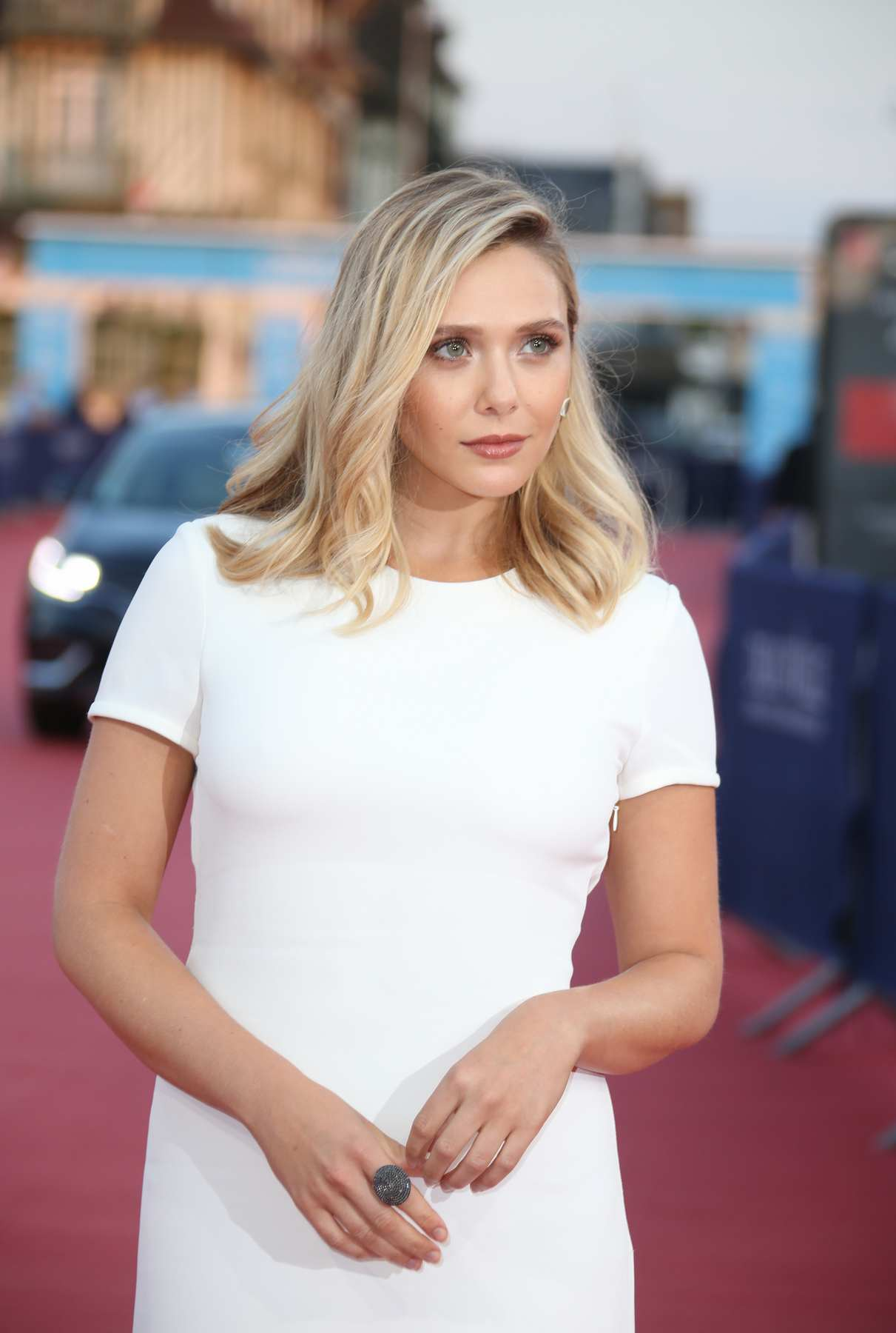 Elizabeth Olsen At Ruth And Alext Deauville Film Festival