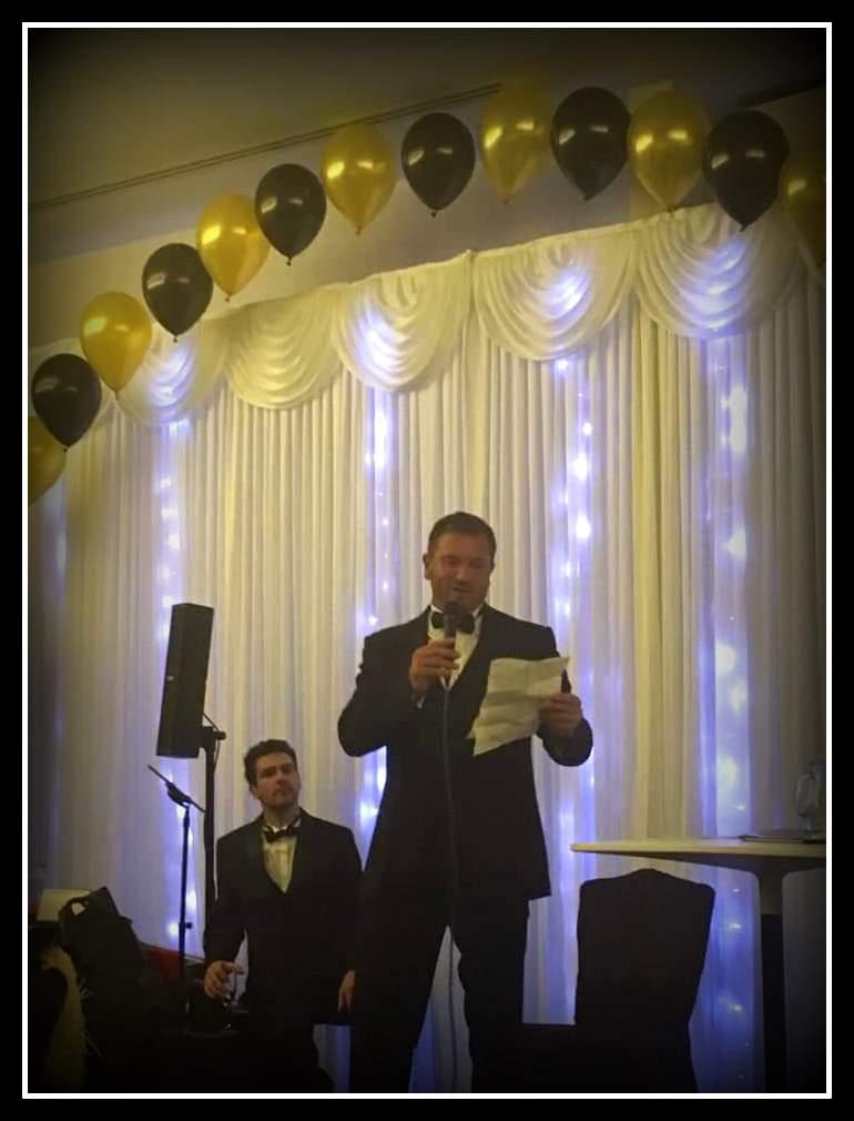 Celeb FC Team Manager & BBUK Winner Jason Burrill