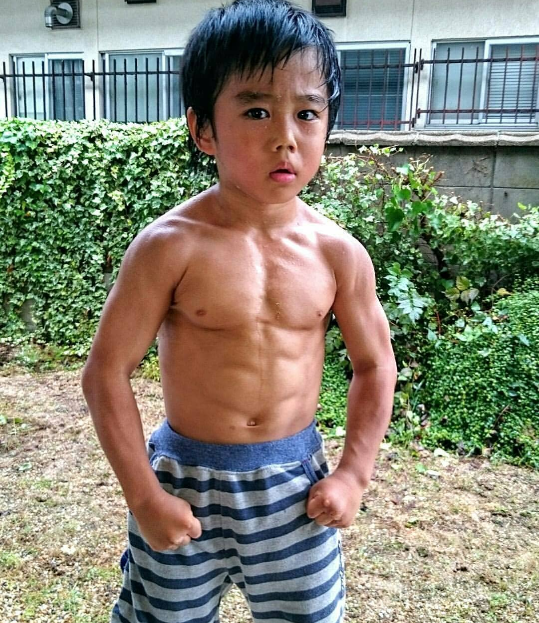 The Young Martial Artist