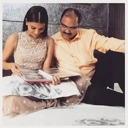 Suman Rao's father Ratan Singh Rao - celebinfo.wiki - images