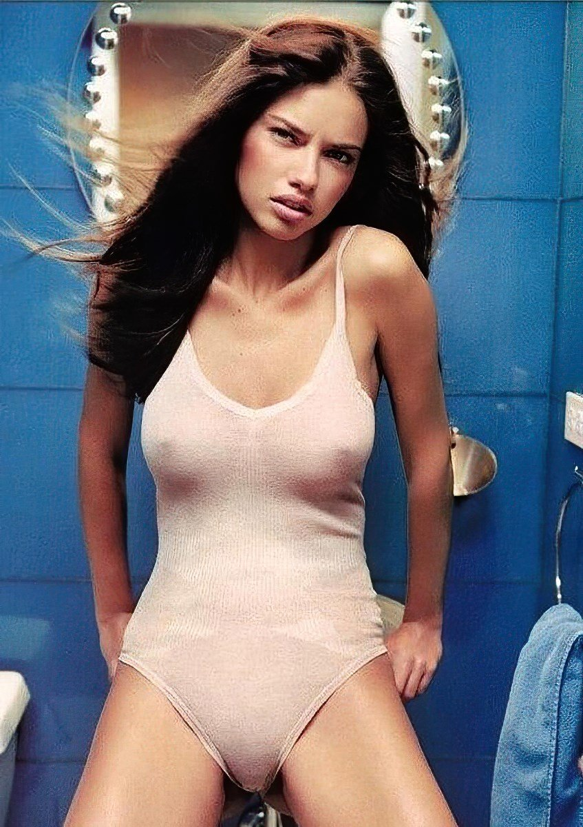 Adriana Lima Nude Photos Ultimate Collection