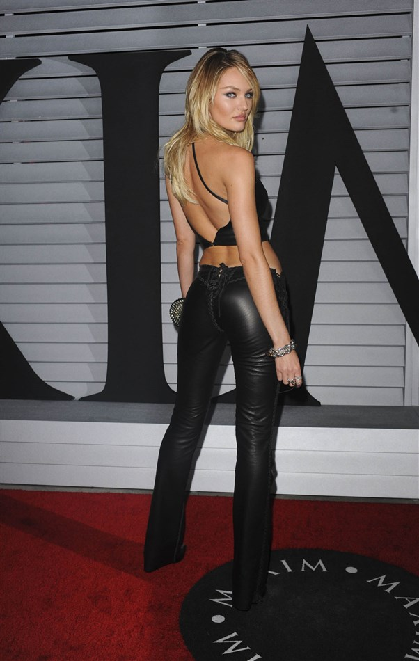 Candice Swanepoel Wins Maxim's Hot 100 Party
