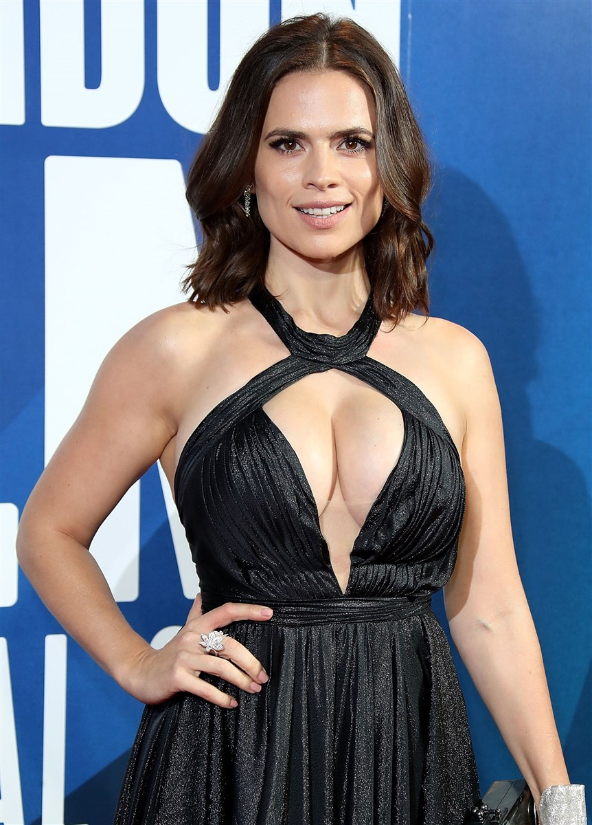 Hayley Atwell Big Tits Compilation Video