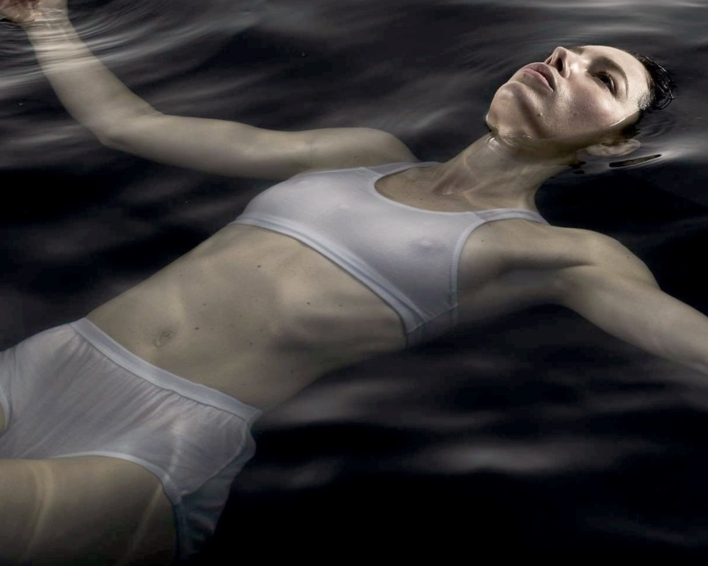 Jessica Biel Wet Nipples Photo Shoot