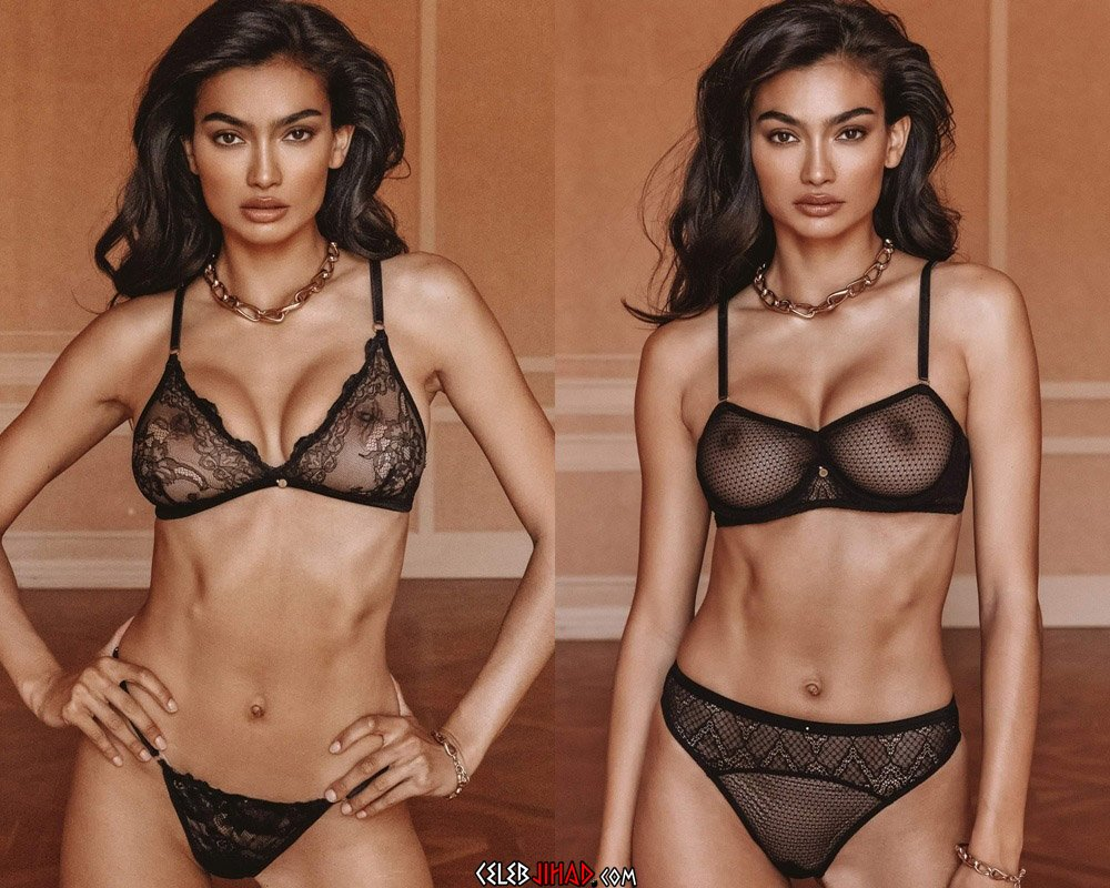 Kelly Gale nude tits