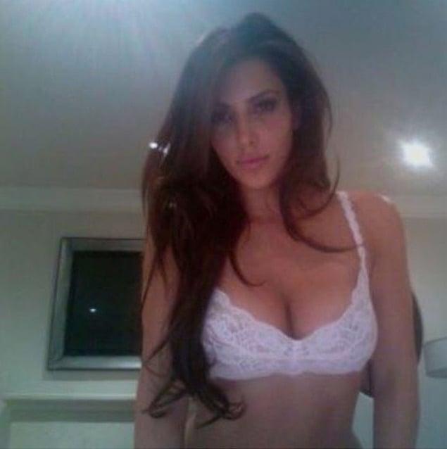 New Kim Kardashian Naked Selfie Leaked