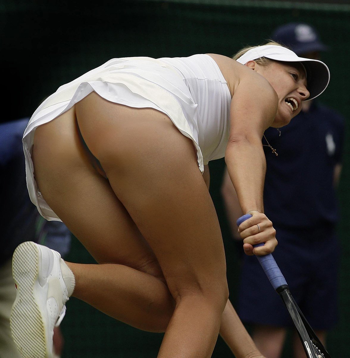 Maria Sharapova Nude Masturbation Video And Upskirt Compilation