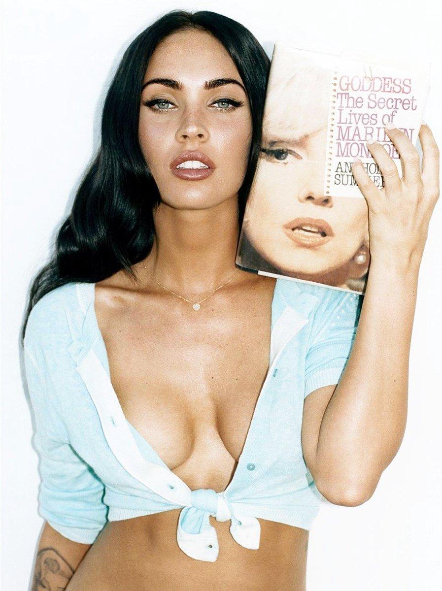 "Megan Fox Nude Tit Scene From ""Zeroville"""