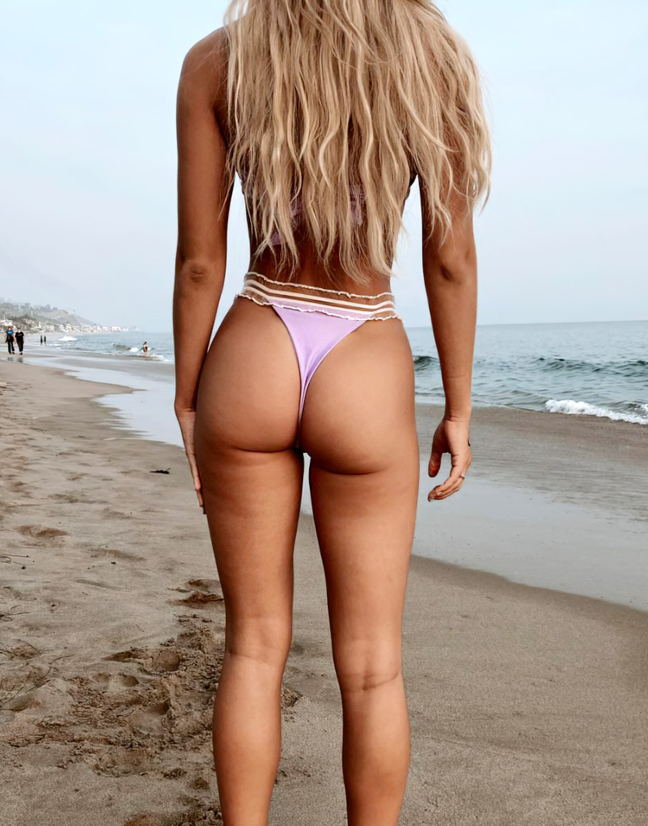 Olivia Ponton Tight Teen Ass Cheeks Compilation