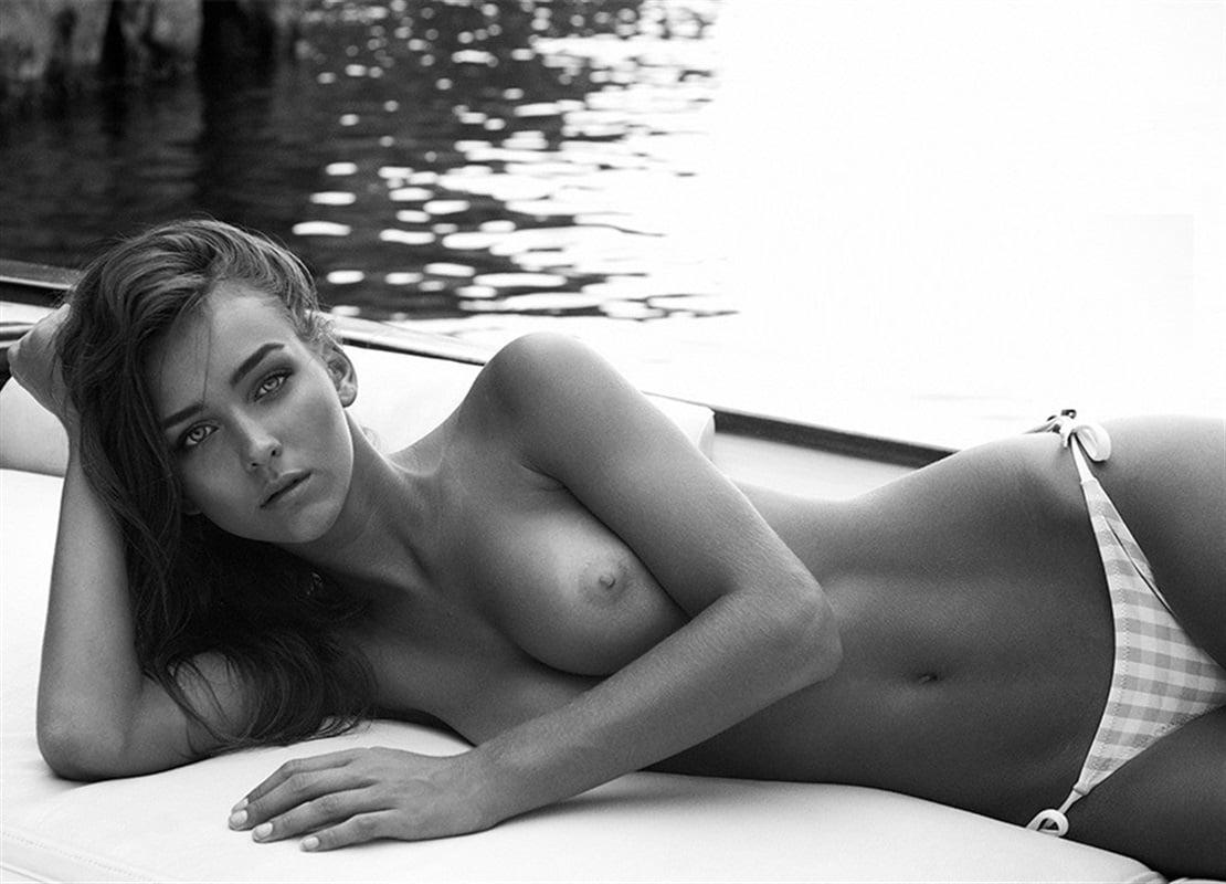 Rachel Cook Nude Photo Shoot For Treats Magazine