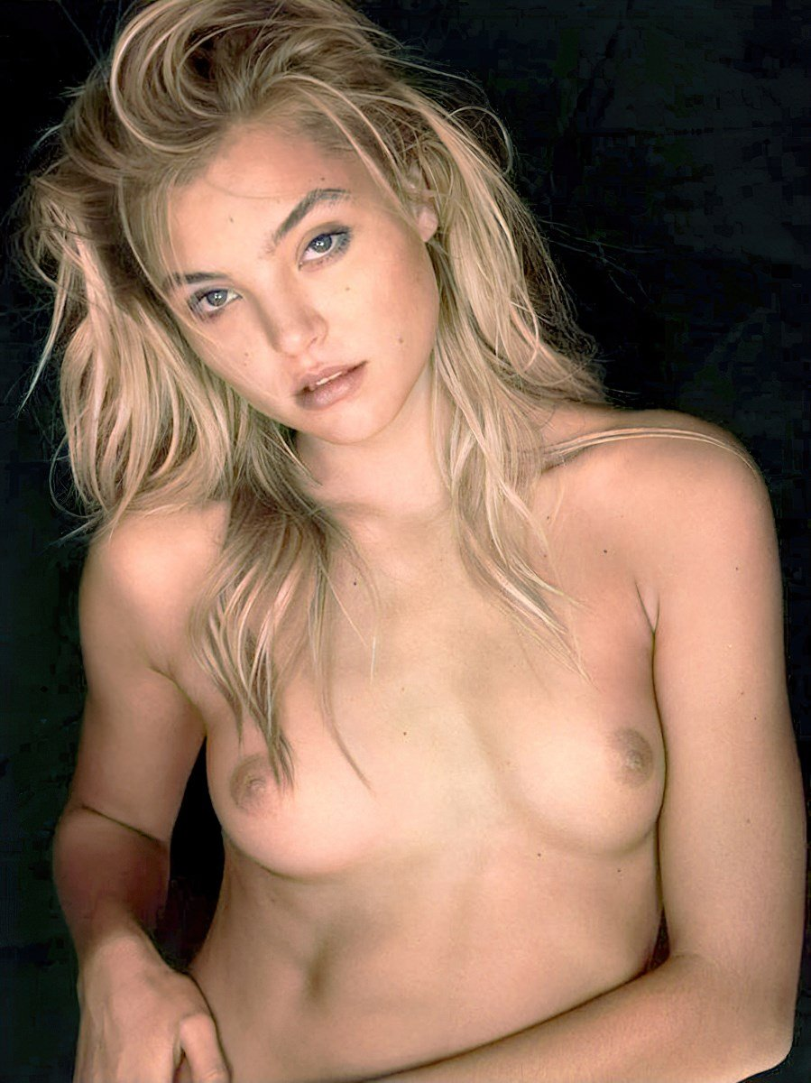 Rachel Hilbert Nude Photos Colorized