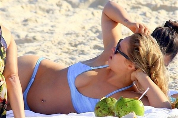 Ronda Rousey Asking To Get Her Ass Kicked With These Bikini Candids
