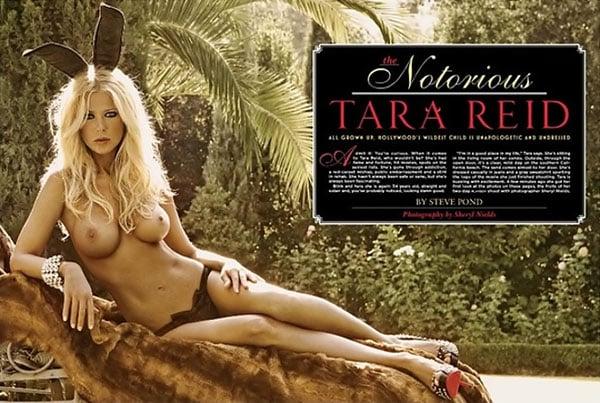 Tara Reid's Playboy Pictures