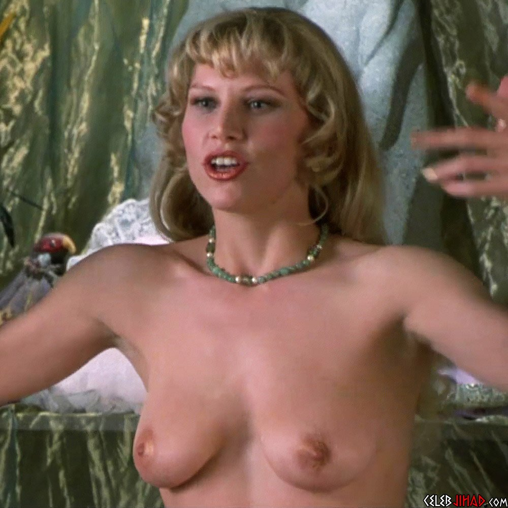 Alicia Witt Showing Off Her Nude Tits